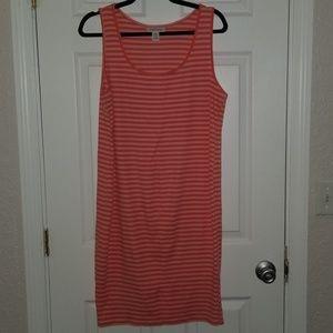 NWOT Motherhood Rib Tank Dress